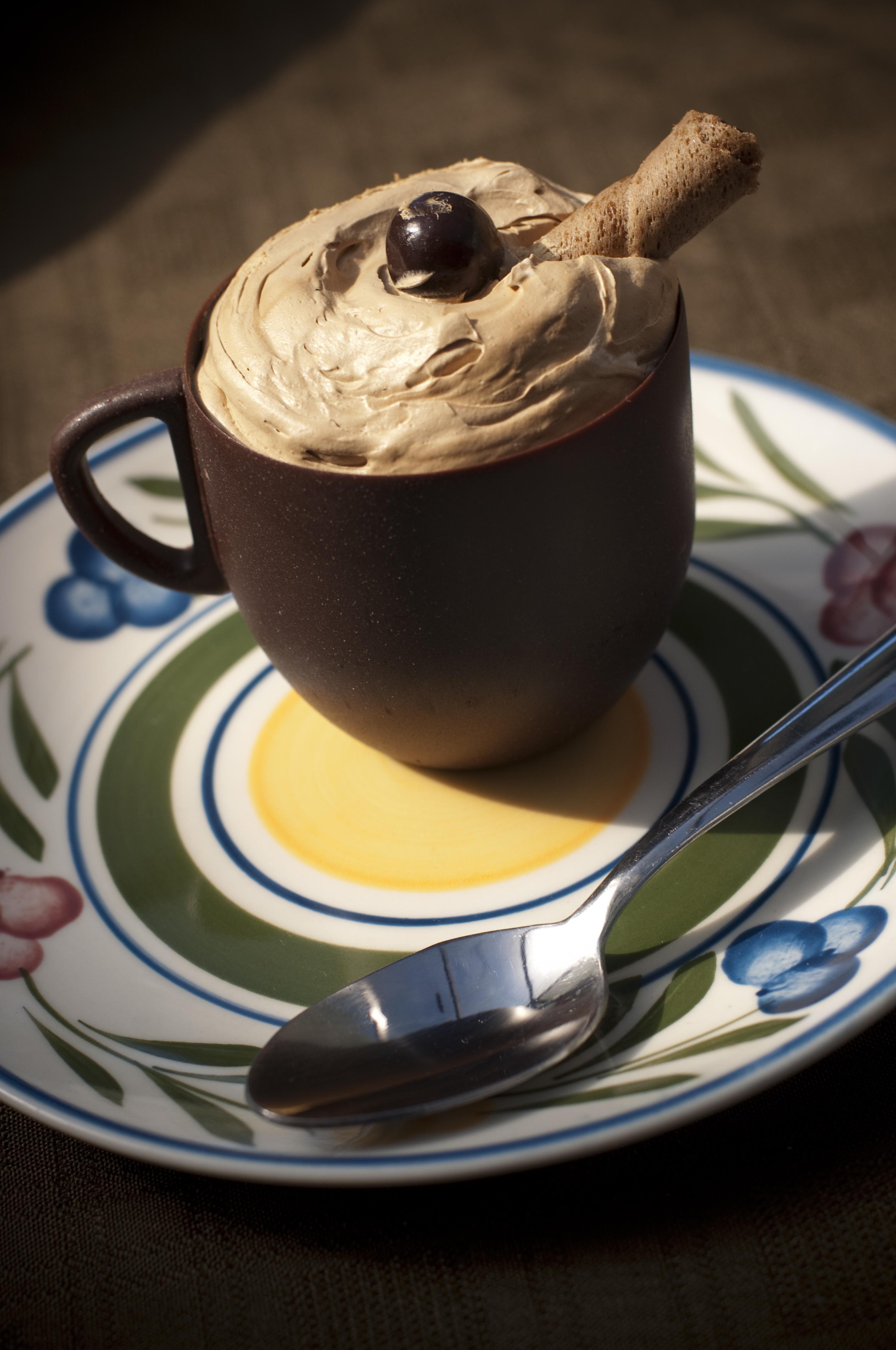 chocolate coffee cup christoffersen photography